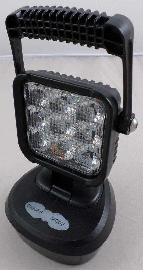 LED Rechargeable Magnetic Work Lamp