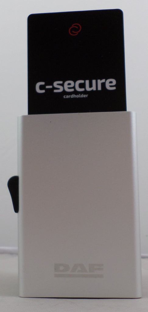 DAF RFID Protected Credit Card Holder