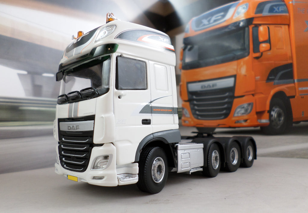 DAF XF Euro 6 Super Space Cab Model Truck