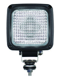 WL27SB Heavy Duty  Square Work Lamp - Bulbed