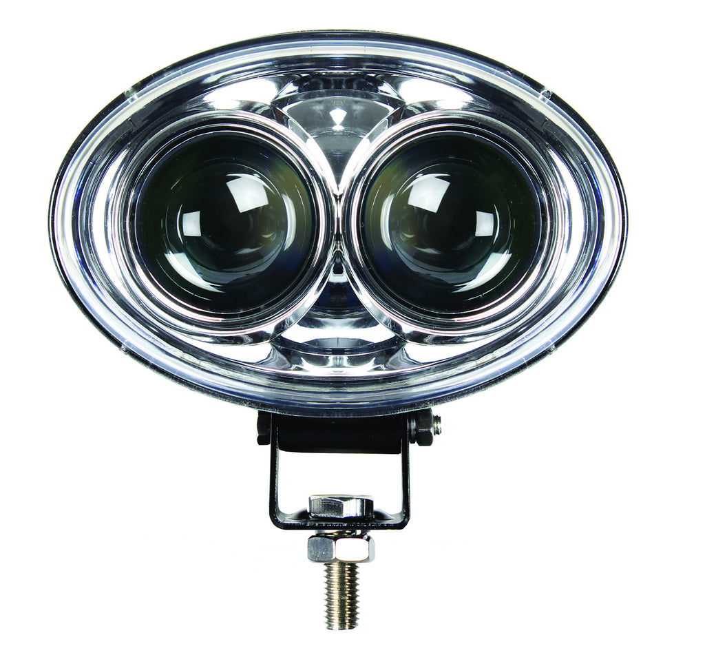 WL62 Blue Spot LED  Safety Lamp