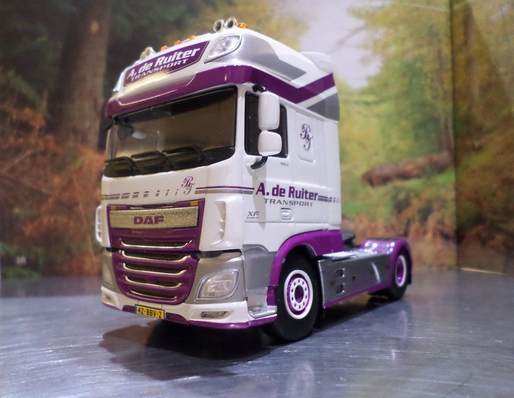 DAF XF Euro 6 Model Truck (1:50 Scale)