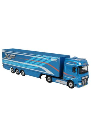 DAF XF New Euro 6 Model Truck & Trailer