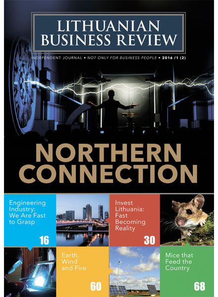 Lithuanian Business Review. Northern Connection