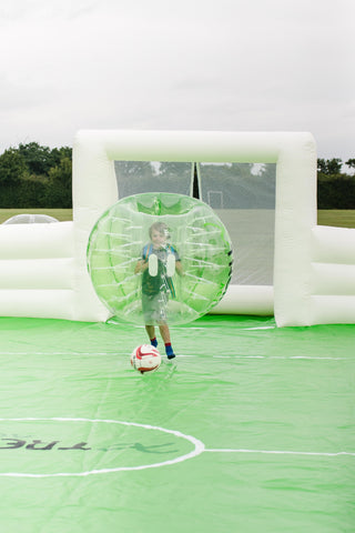 Xtreme Soccer Bubble Football