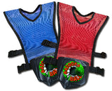Bazooka Ball - Team Vest with Ball Pouch