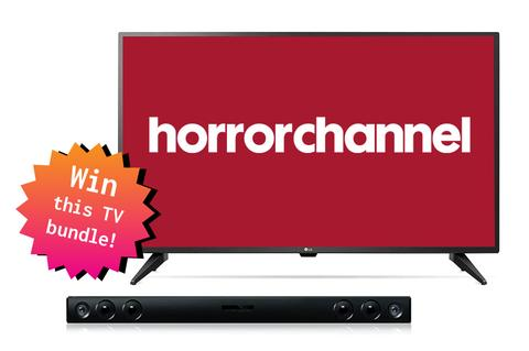 Win a Home Entertainment Bundle with HORROR CHANNEL!