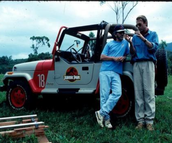 Jurassic Park – Behind the Scenes