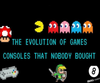 The Evolution of Games Consoles That Nobody Bought