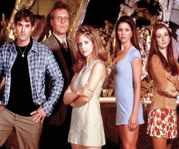 Then and Now: Buffy The Vampire Slayer