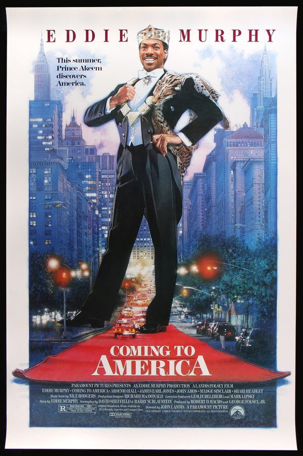 What Should I Watch? Coming to America (1988)