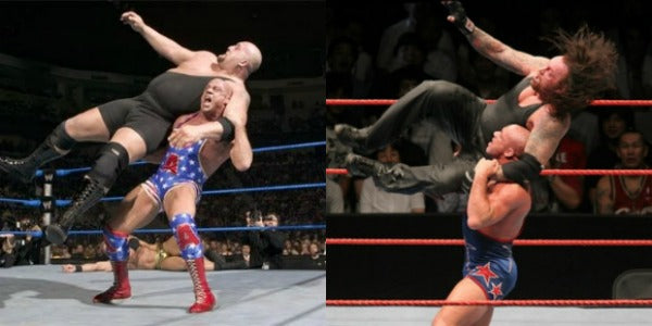 The 30 Best Wrestling Finishers Of All Time - 8Ball
