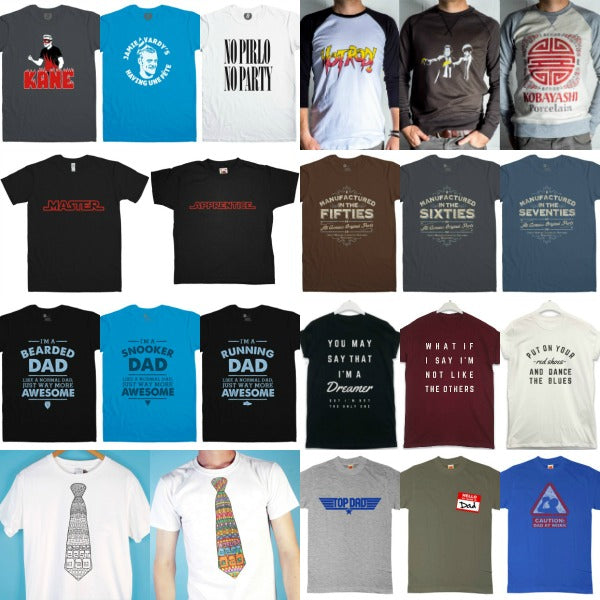 Fatheru0027s Day that one day of the year (now that the football season is over) where it is all about him the one day of the year where you stand back and ... & Gifts For Fathers Day: 10 Tees For Dear Old Dad - 8Ball