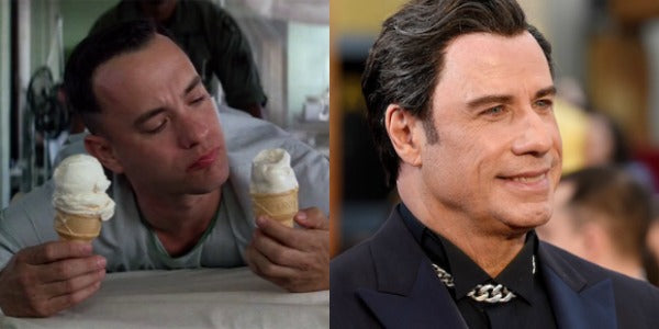 Iconic Movie Roles Almost Played by Other Actors - Forrest