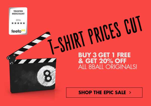Sale Now On At 8Ball
