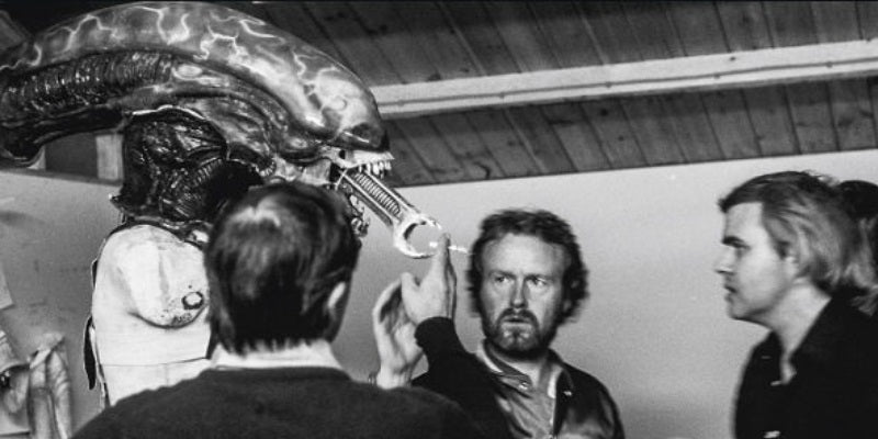 12 Things You Didn't Know About The Alien Movies - 8ball.co.uk