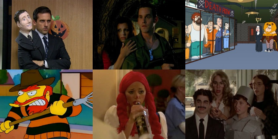 The Best TV Specials To Get You Ready For Halloween