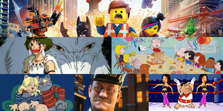 The Greatest Animated Movies of All Time