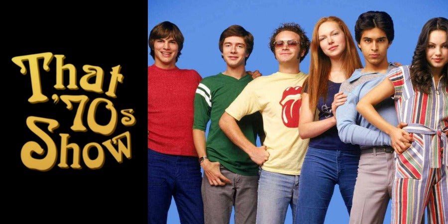 Then and Now: That 70s Show - feature