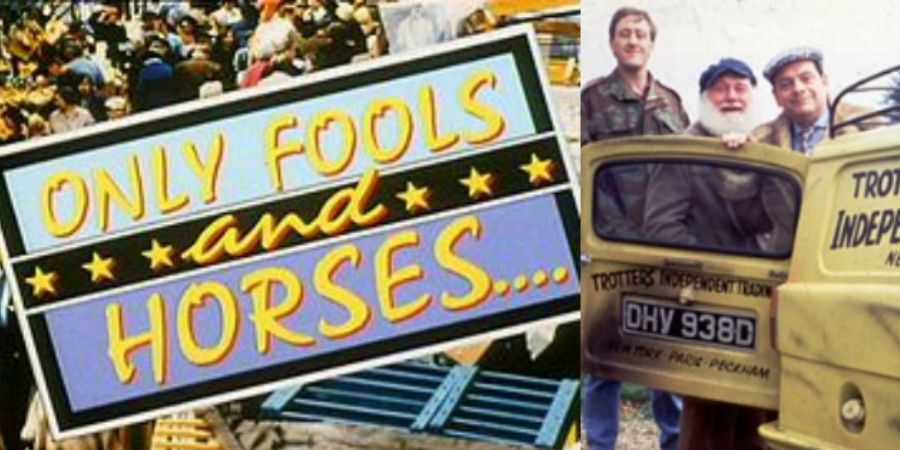 Then and Now: Only Fools and Horses - 8ball.co.uk