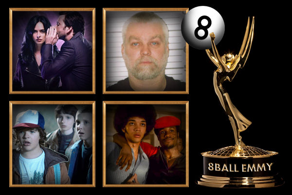 The 8ball Emmys - newcomer