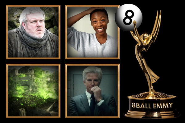The 8ball Emmys - death