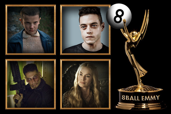 The 8ball Emmys - actor