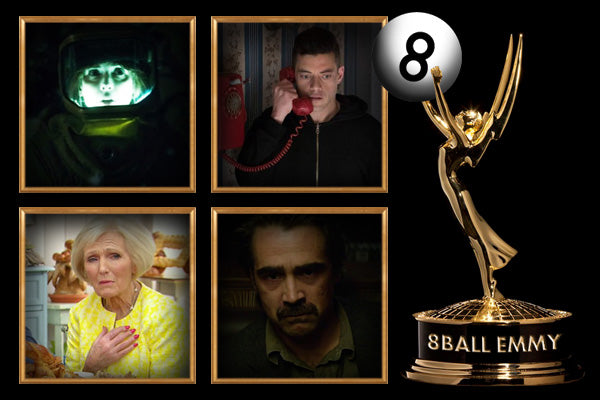The 8ball Emmys - letdown