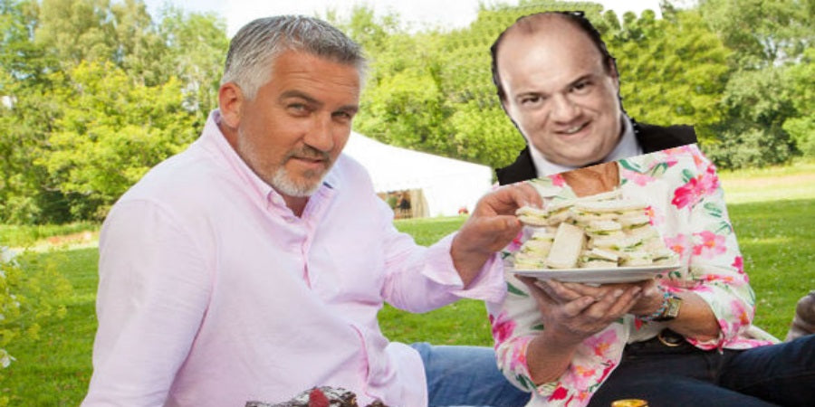 How To Save The Great British Bake Off