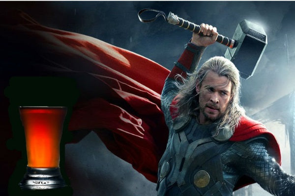 The Best TV Show & Movie Inspired Cocktails - Thor