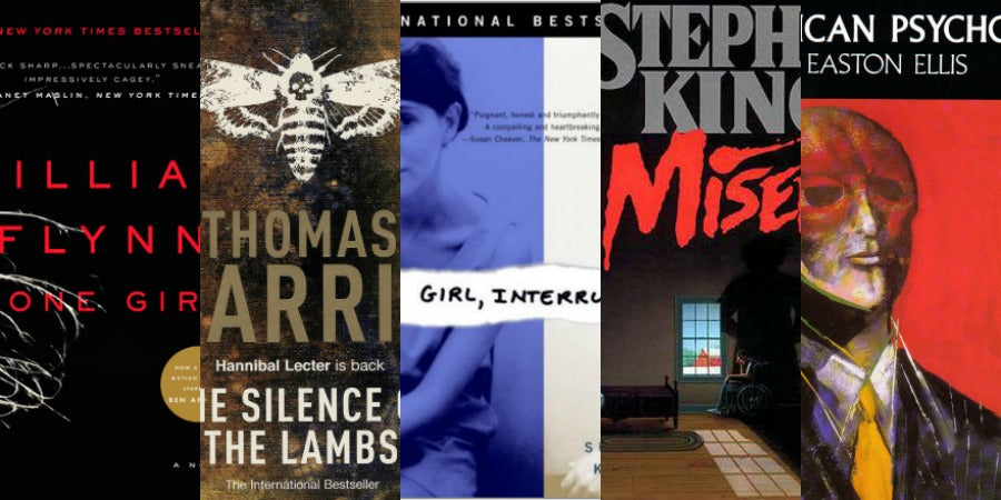 The Best Books Adapted Into Movies to Suit Every Mood - thrills