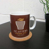 CC Jitters Mug - Inspired by The Flash