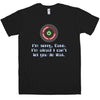 2001 Red Ring Of Death T Shirt