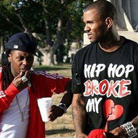 As Worn By The Game T Shirt - Hip Hop Broke My Heart