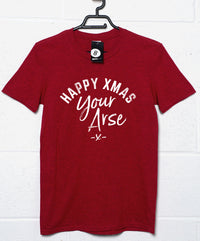 Xmas Your Arse Slogan T Shirt