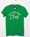 Save the Neck for Me Clark T Shirt