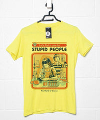 A Cure For Stupid People T Shirt
