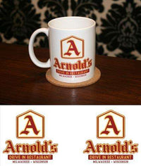 Arnold's Drive In Mug - Inspired by Happy Days