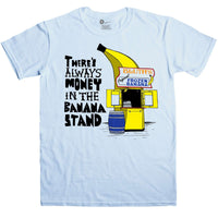 Arrested Development Inspired T Shirt - Banana Stand - 8Ball