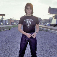 As Worn By Joan Jett T Shirt - Woodland Rock Festival