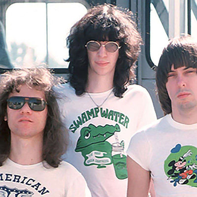 As Worn By Joey Ramone T Shirt - Swamp Water