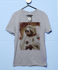 Astronaut Sloth T Shirt