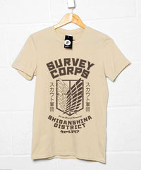 Survey Corps - Attack on Titan Inspired T Shirt