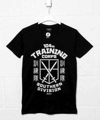 Training Corps - Attack on Titan Inspired T Shirt