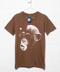 Aviator Chimp T Shirt