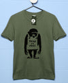 Banksy T Shirt - Keep It Real