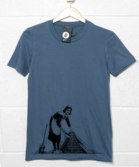 Banksy T Shirt - Maid