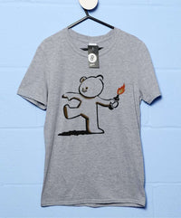 Banksy T Shirt - Teddy