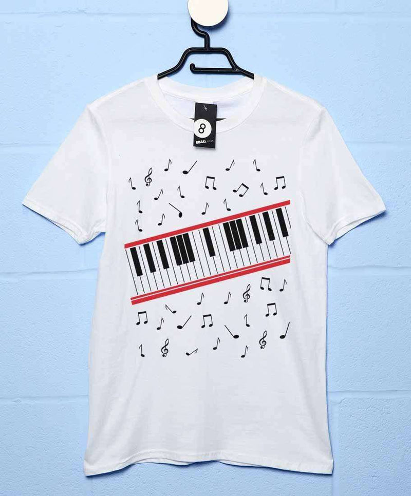 fd4e06c568c9 Michael Jackson T Shirt- Beat It Piano