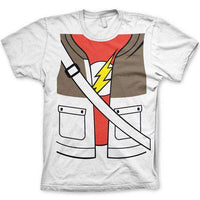 The Big Bang Theory T Shirt - Sheldon Costume
